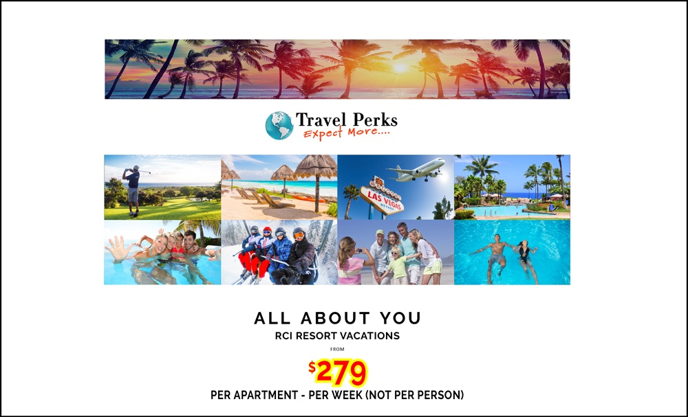 Travel-Perks Resort Vacations Brochure 2021